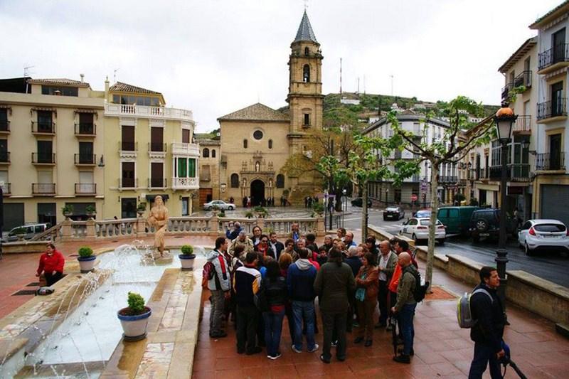 M�s de 3.000 personas participan en el programa Primavera #CastillosyBatallas dise�ado por Diputaci�
