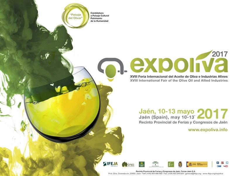 Expoliva 2017 abre el plazo de solicitud de participación para los expositores de la edición anterio