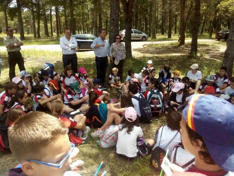 Medio ambiente organiza actividades para celebrar el D�a Europeo de los Parques Naturales