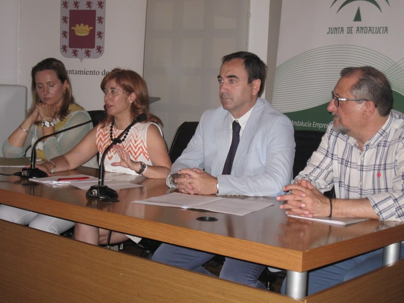 Concluye la tercera edición de las Lanzaderas de Andalucía Emprende en Úbeda y Linares con una inser