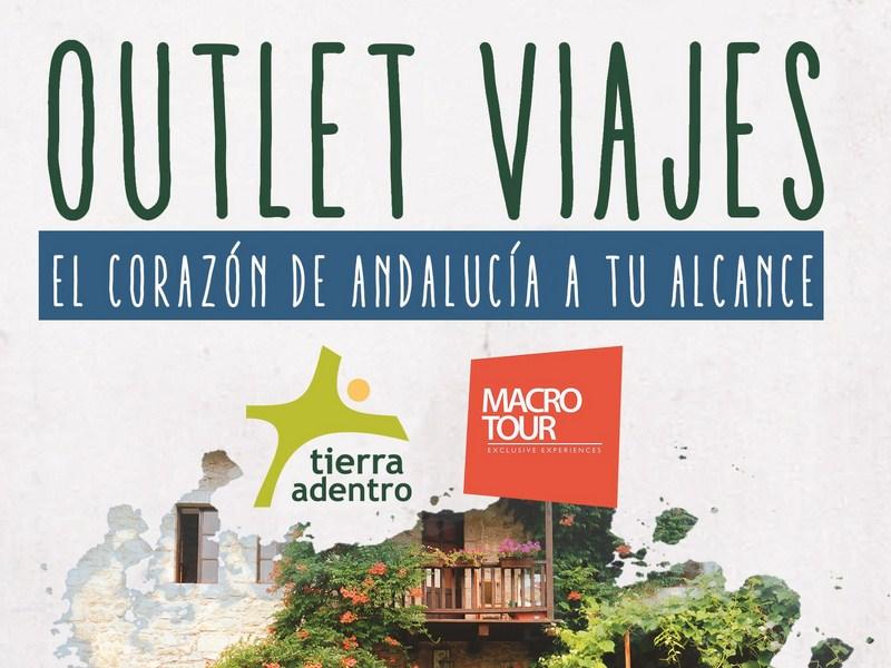 Outlet Viajes Tierra Adentro 2016, programa �El coraz�n de Andaluc�a a tu alcance�