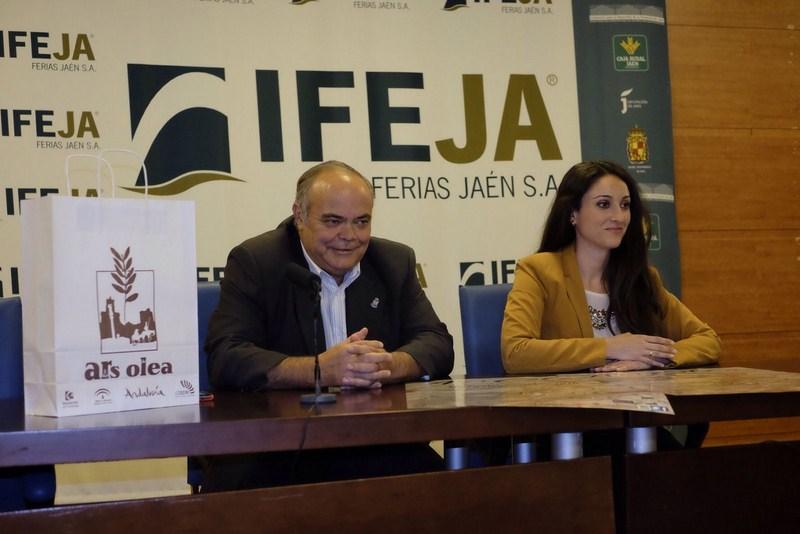 Ars Olea, que se presentó la pasada edición de Tierra Adentro, incrementa el número de expositores e
