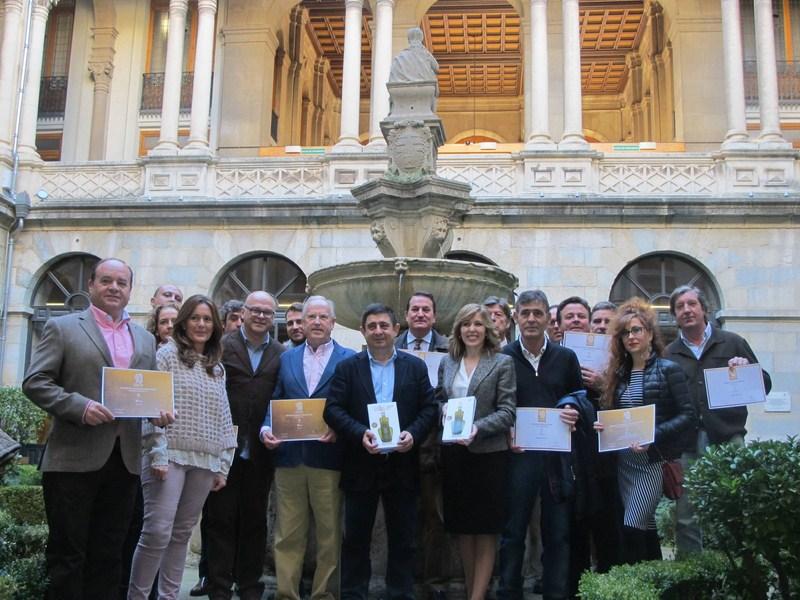 La Guía EVOOLEUM World's TOP 100 Extra Virgin Olive Oils se presenta en Jaén