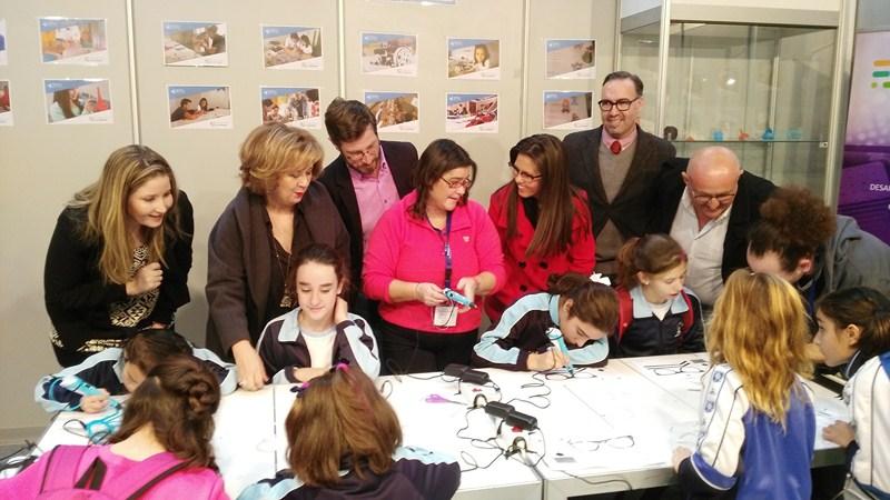 Durante la semana dedicada a la visita de escolares de toda la provincia, van a pasar por Feduca 72
