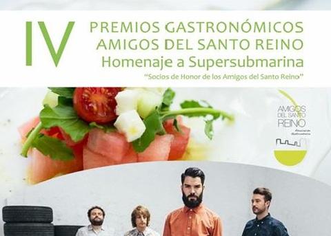 """Una nueva edición de los """"Premios Amigos del Santo Reino"""" se celebra en el Palacio de Congresos de J"""