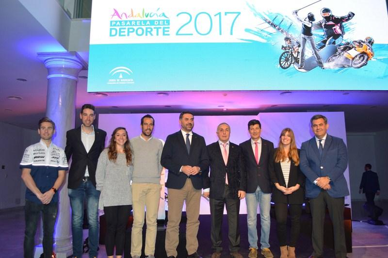 """La iniciativa """"Andalucía, pasarela del deporte"""" busca proyectar la imagen del destino como sede de e"""