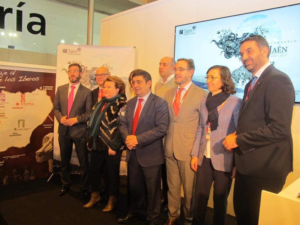 """El 20º aniversario de """"Jaén, paraíso interior"""" servirá de impulso a la promoción de la provincia con"""