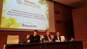 Excelente combinación de experiencia y emprendimiento en el segundo de los Diálogos Expoliva 2017 qu