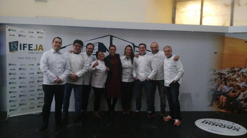 Euro-toques Jaén fija su sede permanente en IFEJA