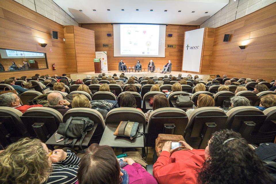 El Palacio de Congresos de Jaén acoge durante esta semana los actos programados con motivo de la III