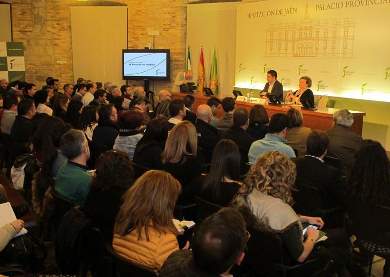 Pistoletazo de salida para una nueva edición de la Feria de los Pueblos de la Provincia de Jaén