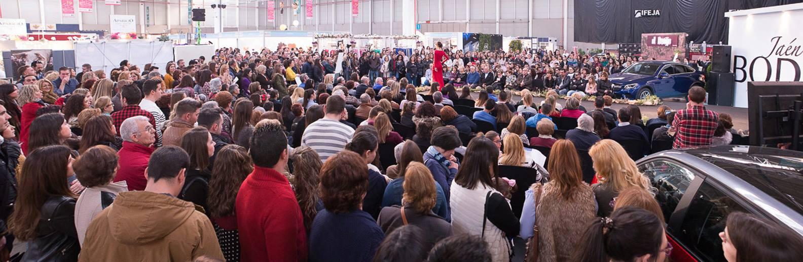 Jaén de Boda aglutinó en IFEJA  las mejores propuestas para conseguir el mejor evento