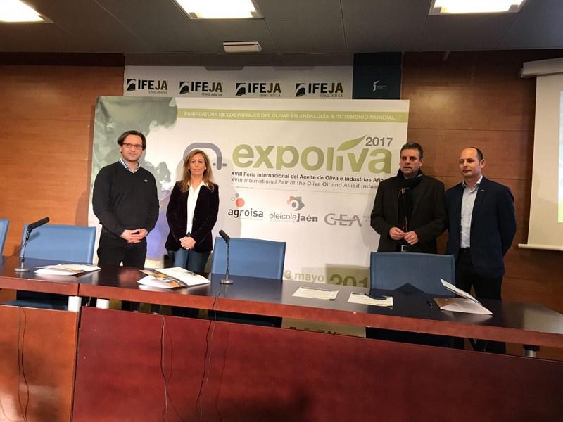 Expoliva refuerza su imagen de marca con la vinculación de tres empresas punteras del sector oleícol