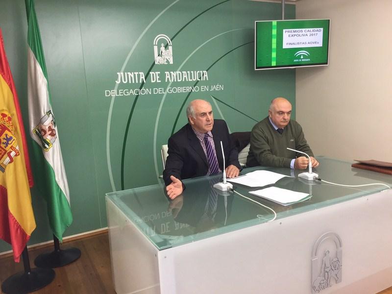 48 muestras de 18 provincias españolas quedan  finalistas en los Premios a la calidad del AOVE con m