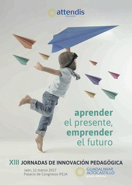 Las XIII Jornadas de Innovación Pedagógica acogerán mañana en el Palacio de Congresos de Jaén a 600