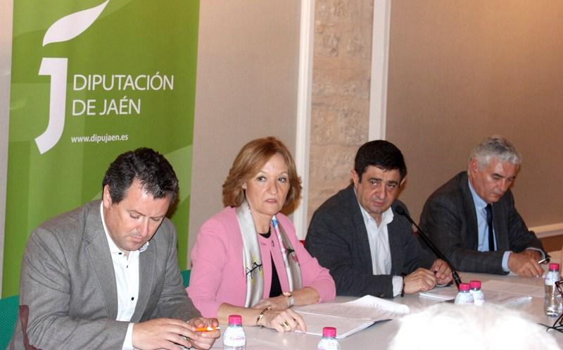 Andalucía prevé alrededor de 1.040.000 toneladas de aceite de oliva esta campaña, el 95% del aforo d