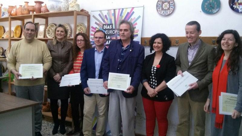 Jaén se suma a la conmemoración de los Días Europeos de la Artesanía para poner en valor un sector c
