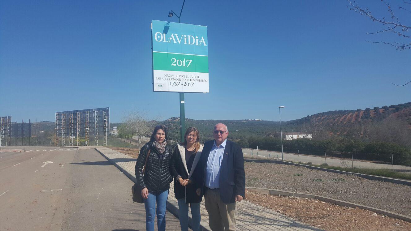 Carboneros cuenta con nueva señalización turística con el reclamo del 250 aniversario de la Fundació