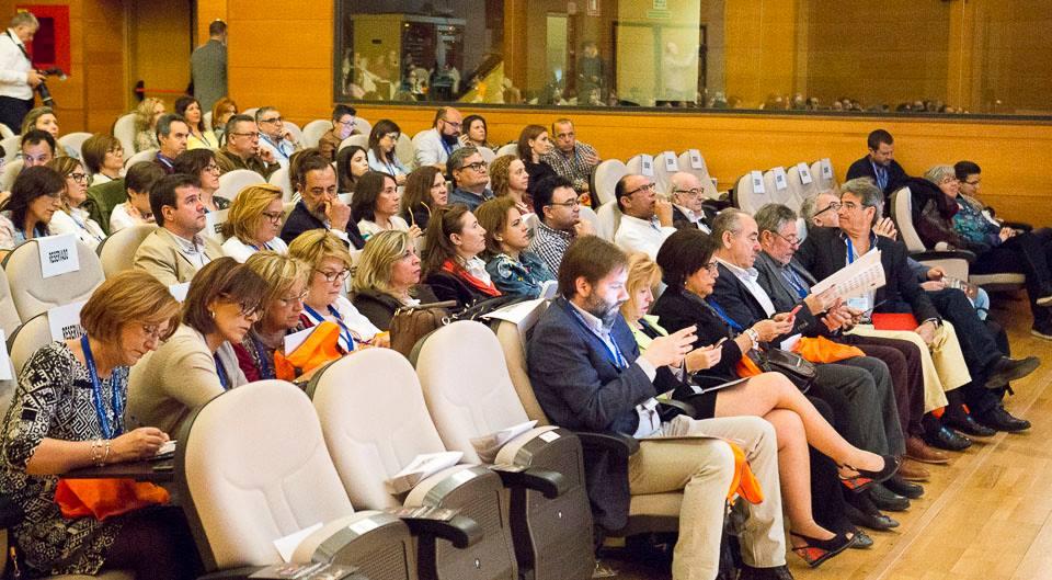 El Palacio de Congresos de Jaén se convierte en epicentro de la Enfermería con la V Jornada Internac