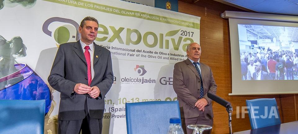 Expoliva consolida su hegemonía como feria referente del sector oleícola en el ámbito internacional