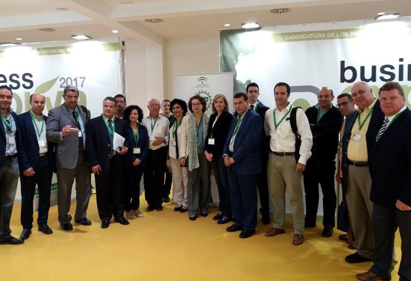 EXTENDA propicia más de 200 entrevistas de negocio entre firmas andaluzas y agentes internacionales