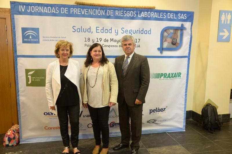 Cerca de 300 personas participan en IFEJA en las IV Jornadas de Prevención de Riesgos Laborales del