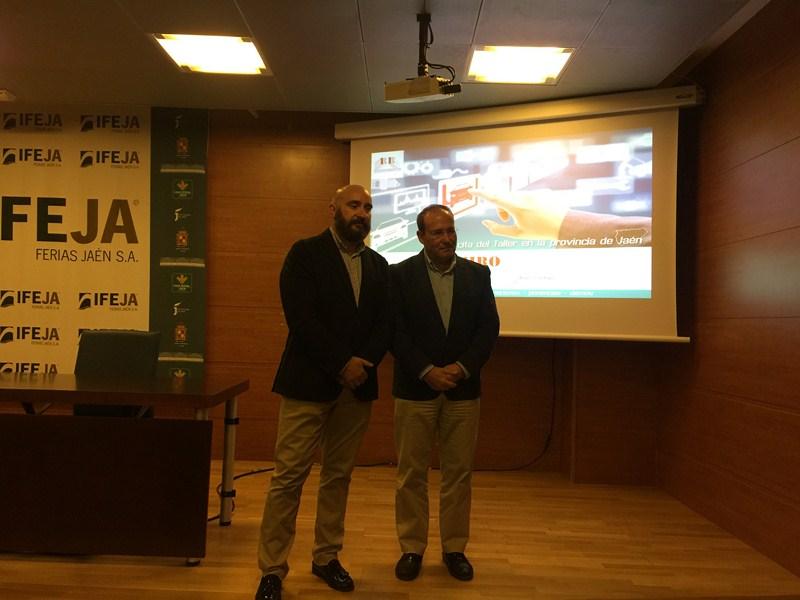 """IFEJA acoge """"Ramiro Exposiciones"""", un evento para los profesionales de la automoción, durante los dí"""