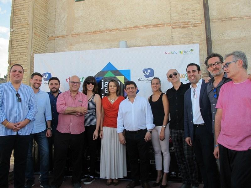 """Los Baños Árabes acogen un anticipo de lo que ofrecerán este año los festivales que conforman """"Jaén"""