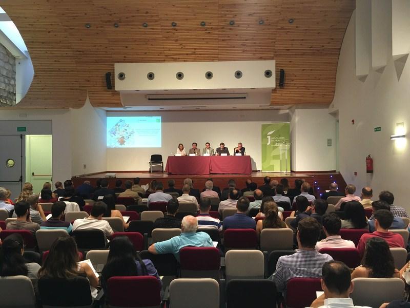 Inaugurado en Linares el II Foro de Infraestructuras de Transporte y Logística, que durante dos días