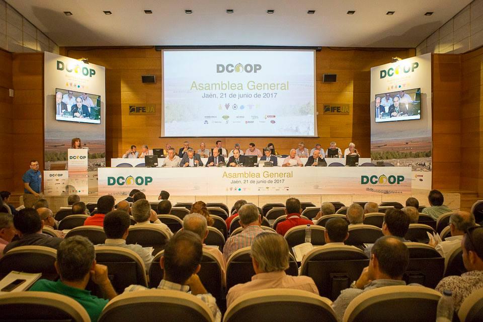DCOOP aprueba en Jaén las cuentas que consolidan su liderazgo