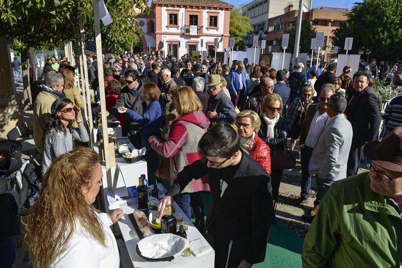 Linares y Bilbao acogerán en noviembre la cuarta edición de la Fiesta Anual del Primer Aceite de Jaé