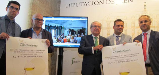 El Congreso Internacional de Oleoturismo dar� a conocer las posibilidades de futuro del sector
