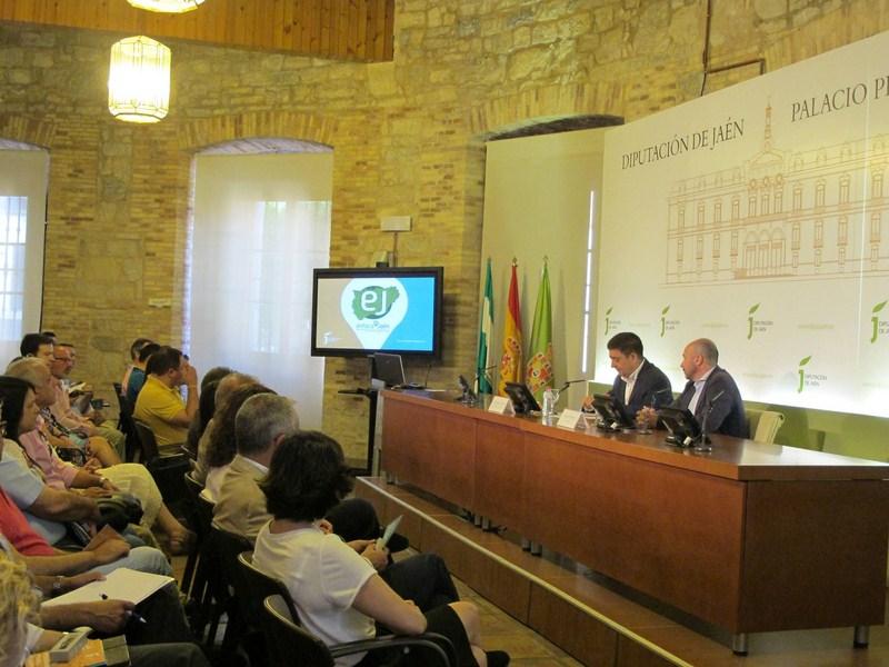"""El portal """"Enfoca Jaén"""" muestra la provincia de Jaén como un espacio de oportunidades para impulsar"""