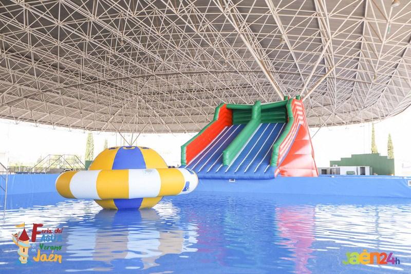 El próximo 23 de julio se clausura la Feria del Agua de Jaén