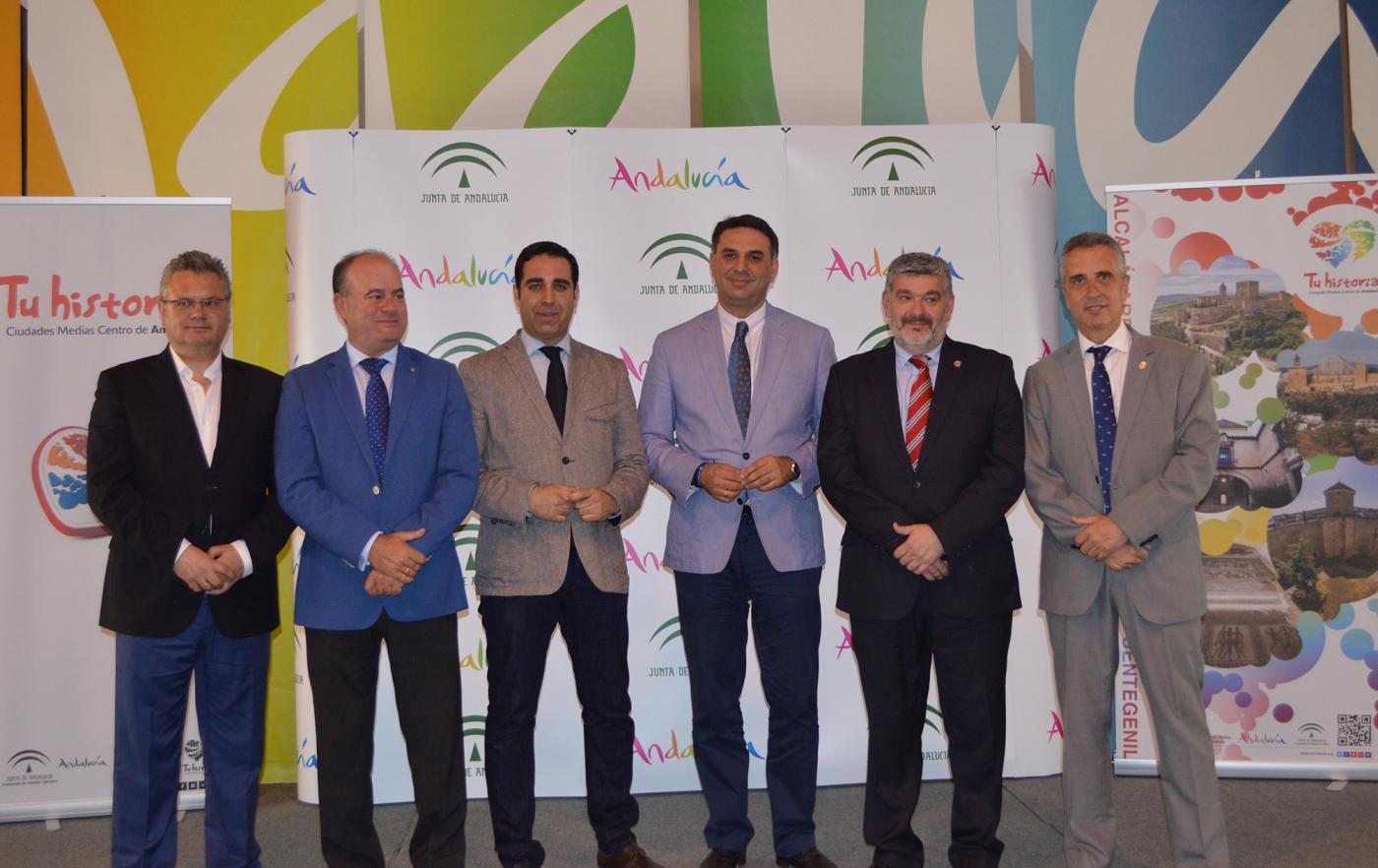"""La marca turística """"Tu Historia"""" ha obtenido el Premio Andalucía de Turismo 2017, en la categoría de"""