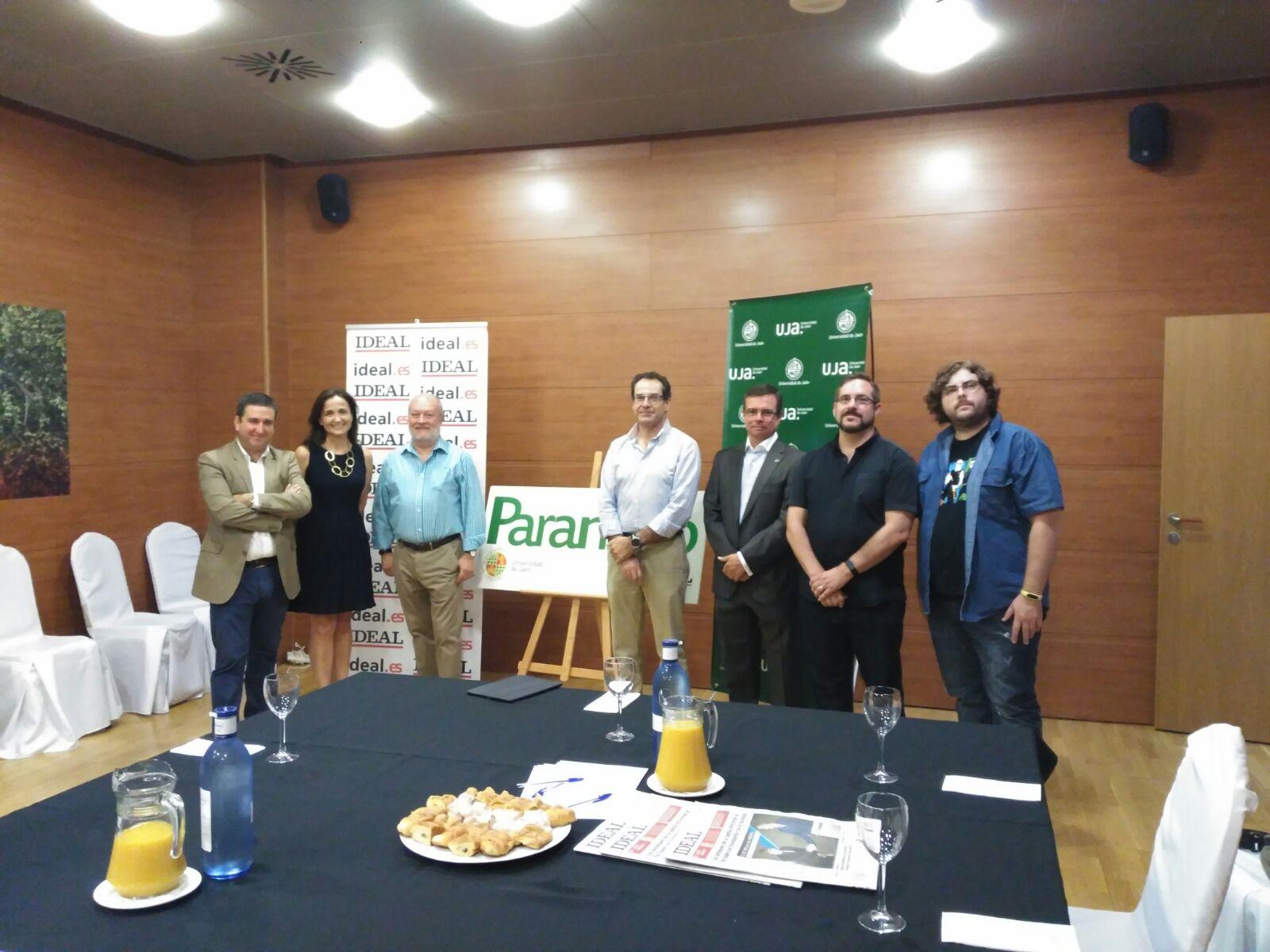 Paraninfo aborda en un desayuno celebrado en el Palacio de Congresos de Jaén el papel e importancia