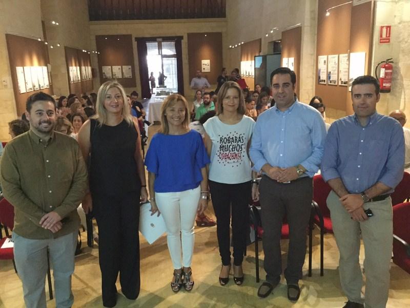 El Foro del Emprendimiento congrega a un centenar de asistentes en Alcalá la Real durante dos jornad