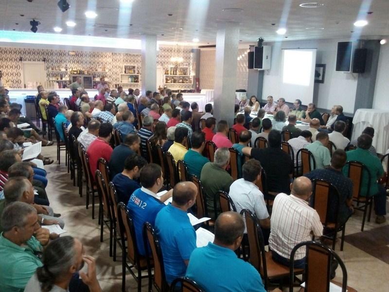 Presentación del nuevo Reglamento de Ordenación de la Caza que se aprobó en Consejo de Gobierno el p