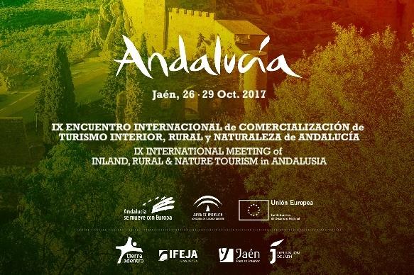 Participa en el IX Encuentro Internacional de Comercialización de Turismo Interior, Rural y Naturale