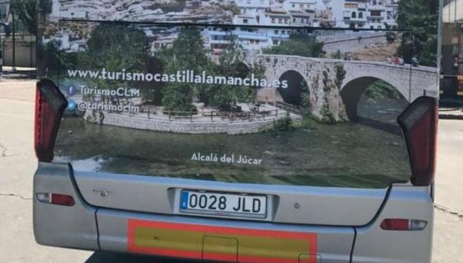 Castilla-La Mancha, que participa por segundo año consecutivo en Tierra Adentro, promociona sus atra
