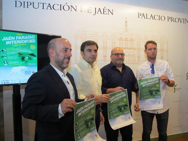 La I Travesía a nado Jaén, paraíso interior se celebrará el 17 de septiembre en el pantano de El Tra