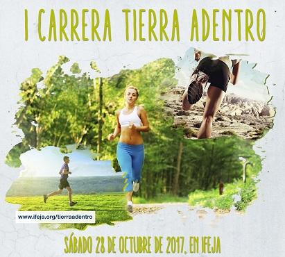 Abierto el plazo de inscripción para participar en la I Carrera Tierra Adentro