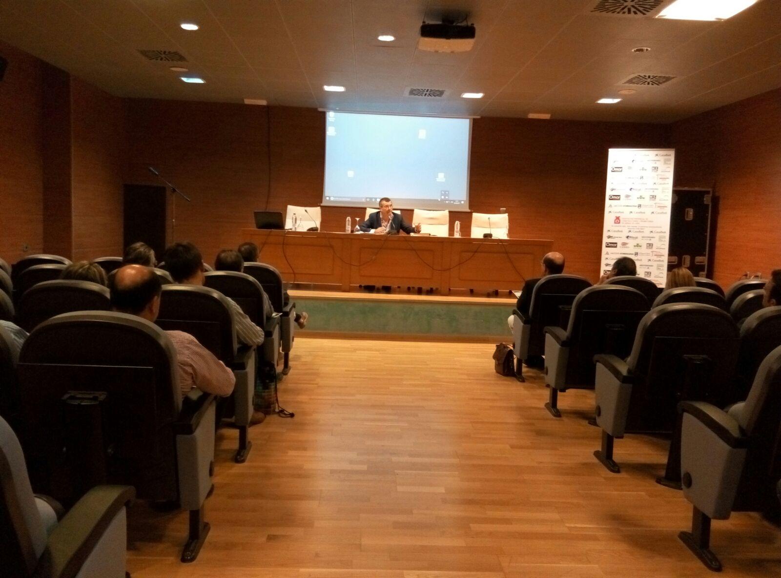 El Plan General de Ordenación Urbana, a debate en el Palacio de Congresos de Jaén