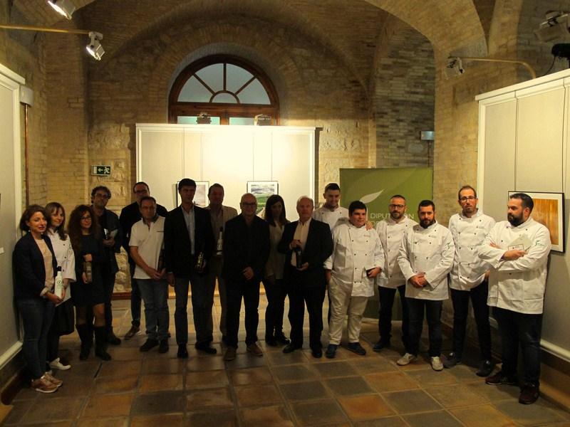 Ocho conocidos blogueros cocinarán en Tierra Adentro recetas con aceites Jaén Selección junto a rest