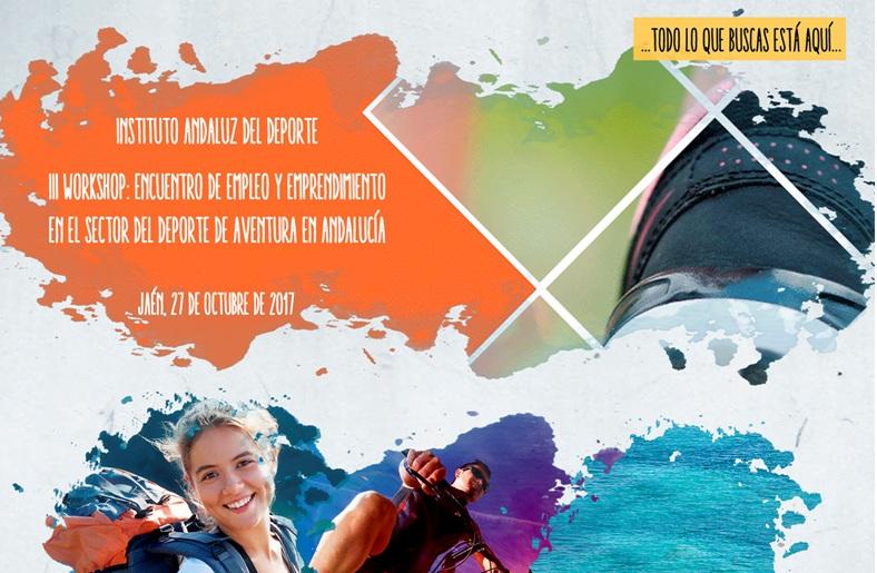 El Instituto Andaluz del Deporte organiza en Tierra Adentro un Encuentro de Empleo y Emprendimiento