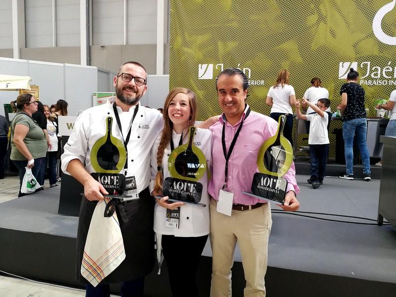 Mery García, de Cocina para todos, gana el Concurso AOVE Blogger impulsado por Diputación en el marc