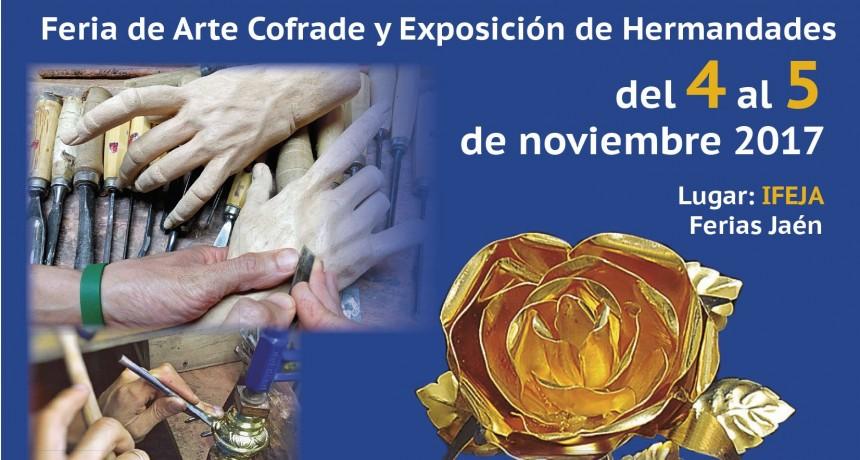 Una veintena de empresas participarán este fin de semana en el II Salón de Arte Sacro La Rosa de Oro