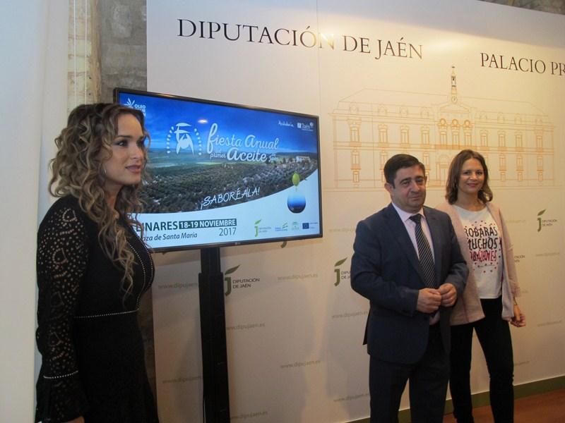 La IV Fiesta del Primer Aceite incluirá un centenar de actividades para reivindicar a Jaén como epic