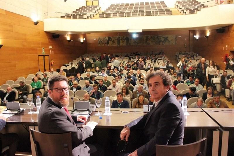 Agricultura certifica en IFEJA la ausencia de la Xylella fastidiosa en Andalucía con la realización