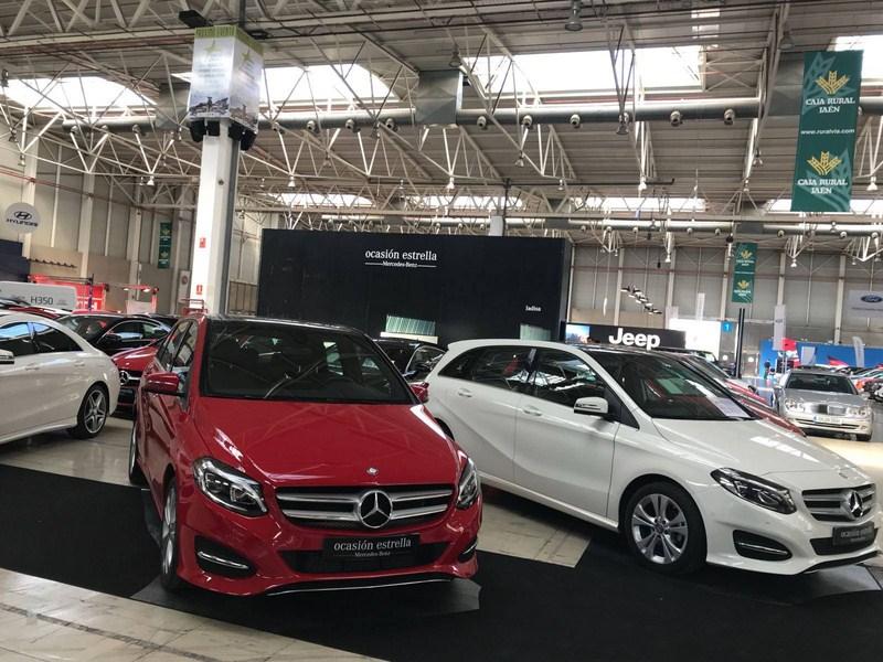 El Factory del Automóvil de Jaén sigue creciendo y consigue datos históricos: 270 vehículos vendidos